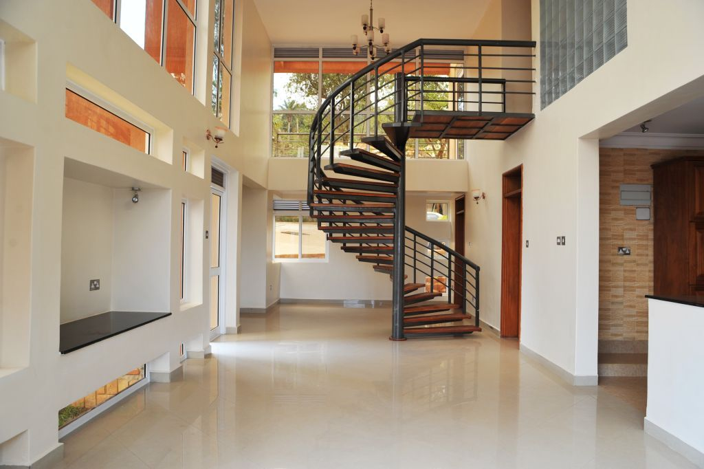 Interior finish to NSSF Mbuya apartments